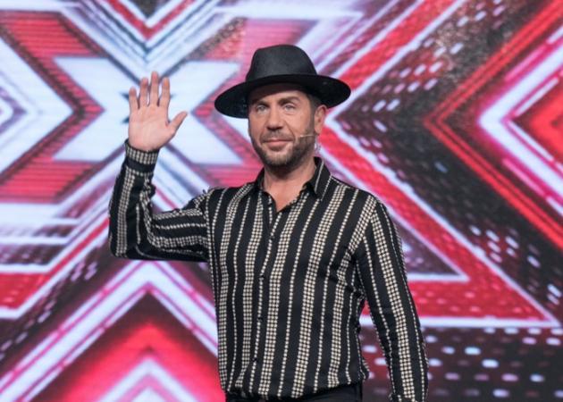 X Factor: Ο Γιώργος Μαζωνάκης αντιμέτωπος με το Chair Challenge! | tlife.gr