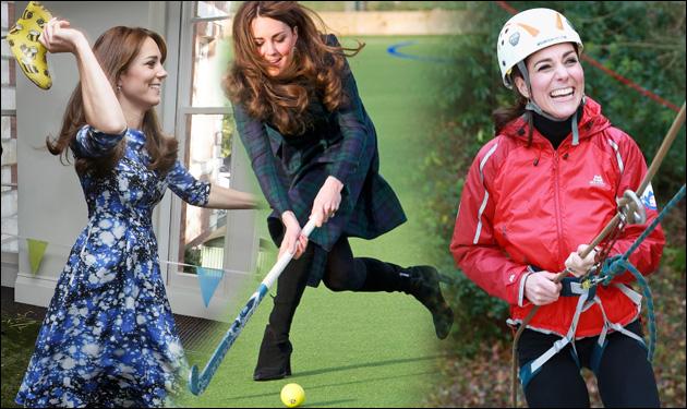 """Kate Middleton: 5 + 1 φορές που """"έσπασε"""" το πρωτόκολλο και μας ξάφνιασε! Φωτογραφίες   tlife.gr"""