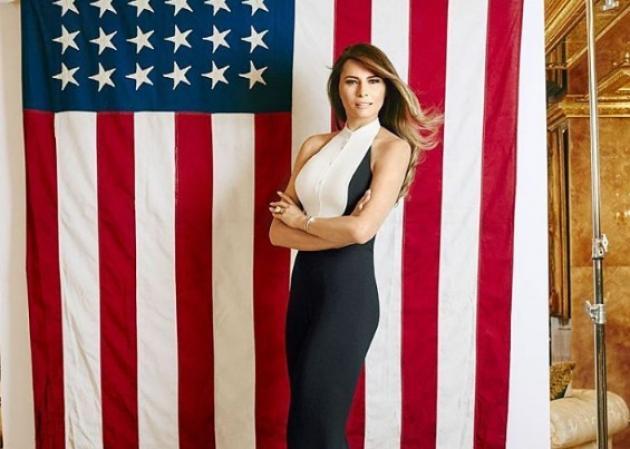 Melania Trump: Ποια είναι η πανέμορφη σύζυγος του νέου προέδρου των Η.Π.Α! [pics] | tlife.gr