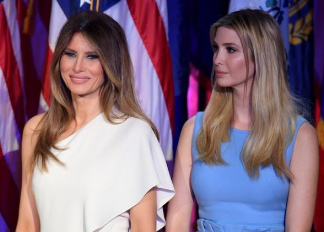 O Tommy Hilfiger θα έντυνε με χαρά τη Melania Trump