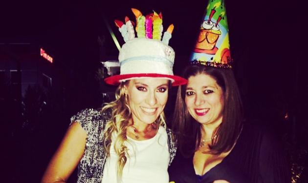 Ελεονώρα Μελέτη: Το party έκπληξη για τα γενέθλιά της! Φωτογραφίες