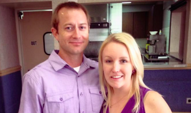 Ο τραυματιοφορέας που την έσωσε μετά τη δολοφονική επίθεση του πρώην της τής έκανε την πιο συγκινητική πρόταση γάμου! | tlife.gr