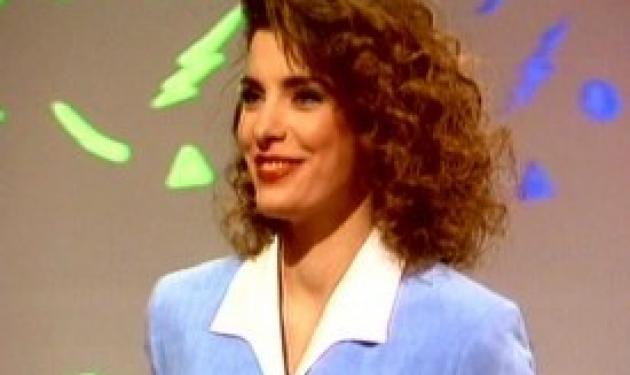 Όταν η Μενεγάκη ήταν μελαχρινή και πρωταγωνιστούσε σε video clip! | tlife.gr
