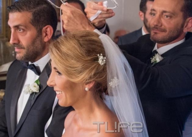 Χρήστος Μενιδιάτης: Κουμπάρος στο γάμο φίλων του στο Λαγονήσι! Φωτογραφίες | tlife.gr