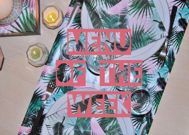 Το μενού της εβδομάδας: Tropical συνταγές με multiculti διάθεση | tlife.gr
