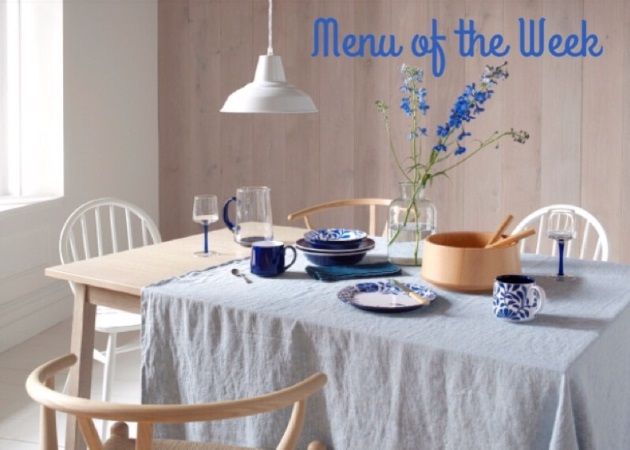Το μενού της εβδομάδας: Γρήγορες συνταγές για ισορροπημένη διατροφή | tlife.gr