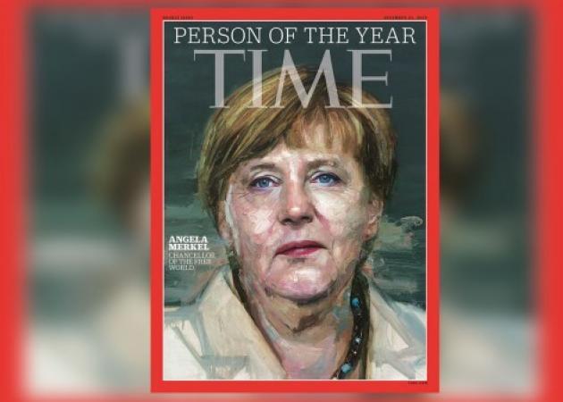 Άνγκελα Μέρκελ: Πρόσωπο της χρονιάς για το TIME | tlife.gr