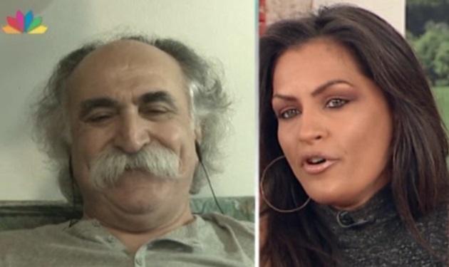 """Ειρήνη Μερκούρη προς Αγάθωνα: """"Είσαι Αντίχριστος και μέσα στο σκότος!""""- Βίντεο με τον on air καυγά τους"""