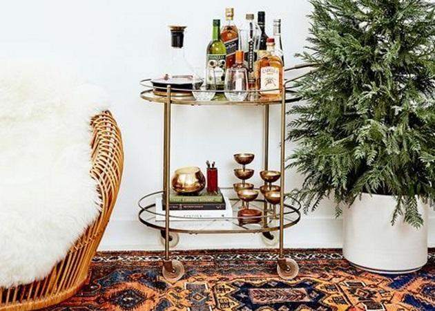Metallics: Αυτή είναι η τάση που οι interior designers υπόσχονται πως πάντα θα είναι επίκαιρη | tlife.gr