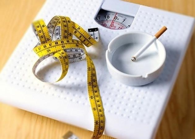 Πώς ΔΕΝ θα πάρεις κιλά αν κόψεις το κάπνισμα