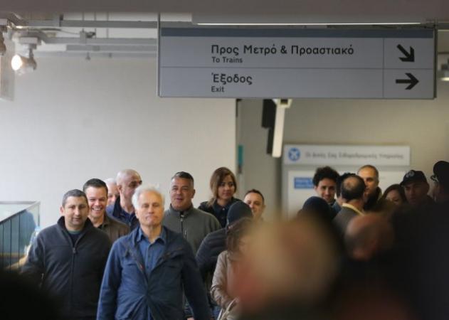 Σύγχυση σε Μετρό του Λονδίνου – Όλες οι επιγραφές έγιναν ελληνικές! | tlife.gr