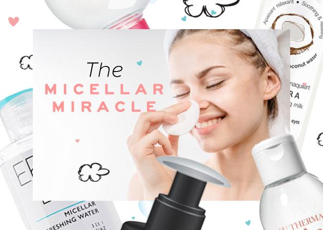 5 πράγματα που μπορείς να κάνεις με το micellar water εκτός από ντεμακιγιάζ! What? Δεν ξέρεις τι είναι; | tlife.gr