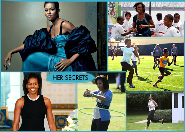 Michelle Obama! Fitness tips από τα άδυτα του Λευκού Οίκου… | tlife.gr