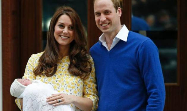 Kate Middleton: Γιατί έδωσε στην πριγκίπισσα το όνομα Charlotte; Ποιος το διάλεξε; | tlife.gr