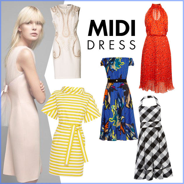 1 | Μίντι φορέματα