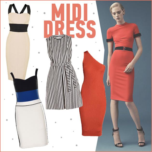 Μίντι φορέματα - TLIFE 734c3fb1297
