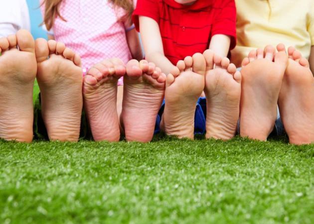 Μύκητες στα πόδια του παιδιού; Τι να προσέξεις!