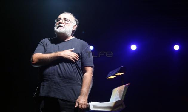 Ανδρέας Μικρούτσικος: Σπάνια εμφάνιση στη συναυλία του αδελφού του!