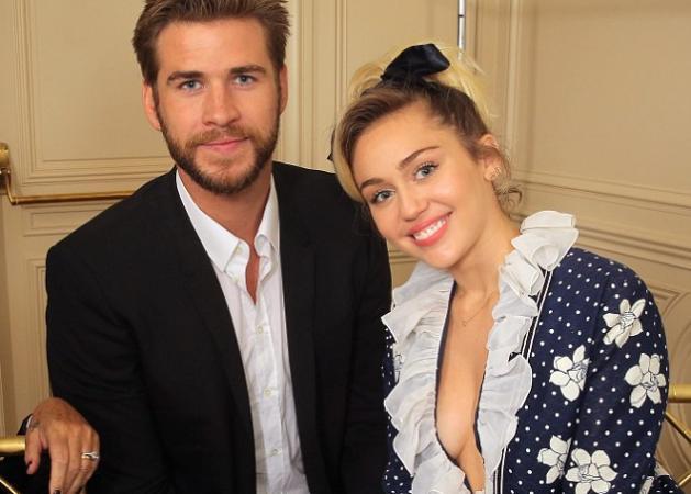 Miley Cyrus – Liam Hemsworth: Μυστικός γάμος για το ζευγάρι; [pic] | tlife.gr