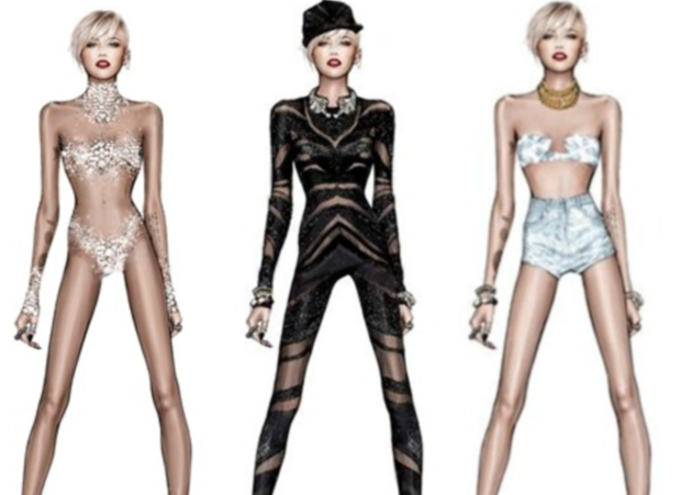 Miley Cyrus: Eπέλεξε Roberto Cavalli για τα looks της επόμενης περιοδείας της | tlife.gr