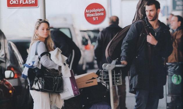 Γ. Σαμπάνης – Π. Μ. Περιστέρη: »Κάνουν σχέδια για το κοινό τους μέλλον»! | tlife.gr