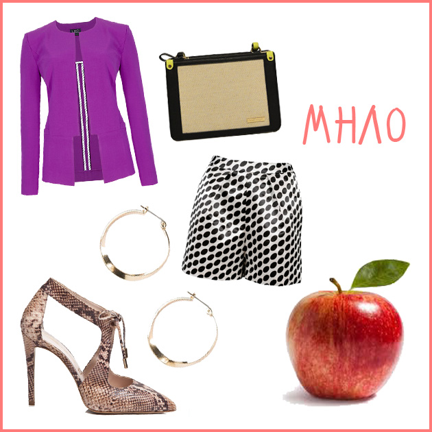 1 | Σωματότυπος: Μήλο