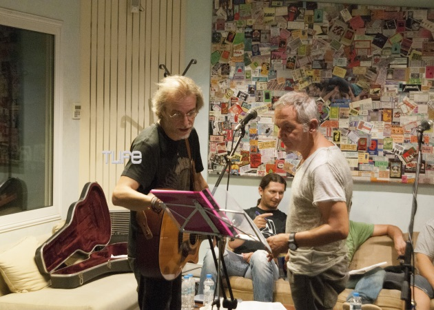 Άλκης Αλκαίος: Οι φίλοι του τραγουδούν για εκείνον στο Ηρώδειο