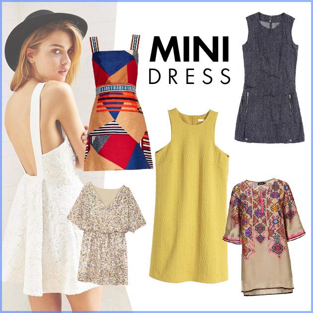 1 | Μίνι φορέματα
