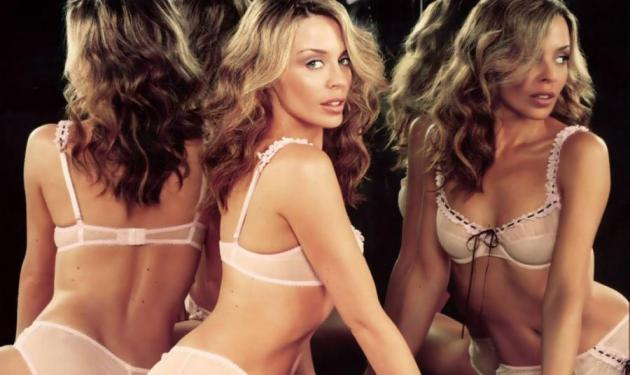 To νέο αποκαλυπτικό video clip της Kylie Minogue! | tlife.gr