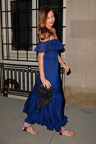 H Miranda Kerr με Gucci | tlife.gr