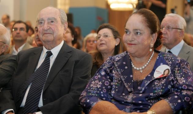 Σήμερα η κηδεία της Μαρίκας Μητσοτάκη στην Αθήνα