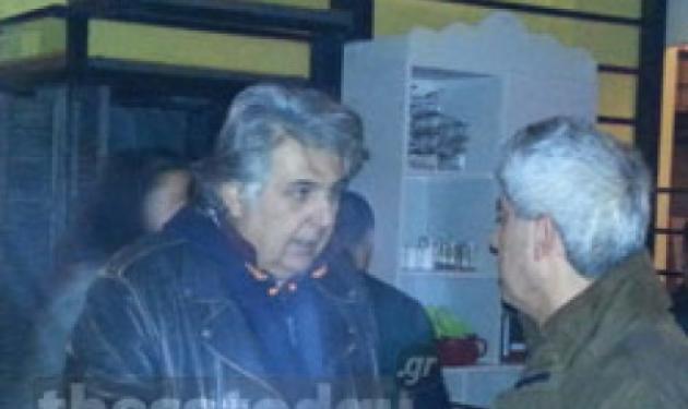 Ιεροκλής Μιχαηλίδης: Η πρώτη του εμφάνιση μετά την περιπέτεια της υγείας του | tlife.gr