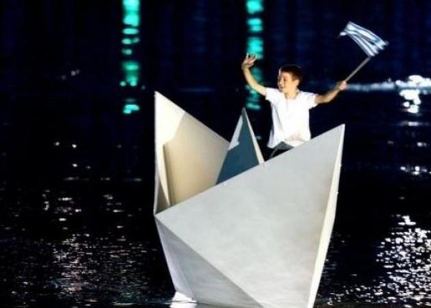 Πώς είναι σήμερα ο πιτσιρικάς που άνοιξε τους Ολυμπιακούς της Αθήνας!