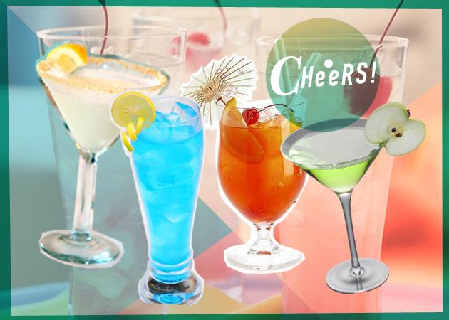Mocktails! Stylish cocktails χωρίς αλκοόλ… με λιγότερες από 190 θερμίδες