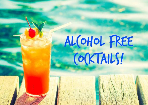 Κοκτέιλ χωρίς αλκοόλ: Γιόρτασε το καλοκαίρι!