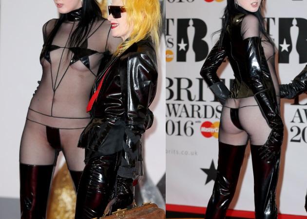 Brit Awards 2016: Τα πέταξε όλα έξω και περπάτησε στο κόκκινο χαλί! Ποιο είναι το μοντέλο που αναστάτωσε;