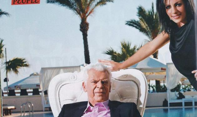 Τους χωρίζει μισός αιώνας αλλά ζουν τον απόλυτο έρωτα! | tlife.gr