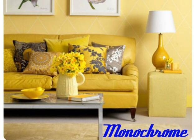 Μονόχρωμα δωμάτια: οι καλύτερες ιδέες!   tlife.gr