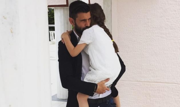 Μιχάλης Μουρούτσος: Οι ευτυχισμένες στιγμές με την κόρη του και η ανησυχία του για το μέλλον της