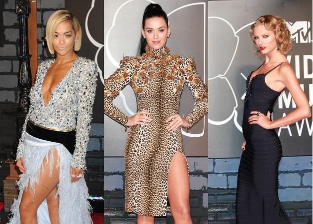 MTV Video Awards: Οι ωραιότερες εμφανίσεις στο κόκκινο χαλί! | tlife.gr