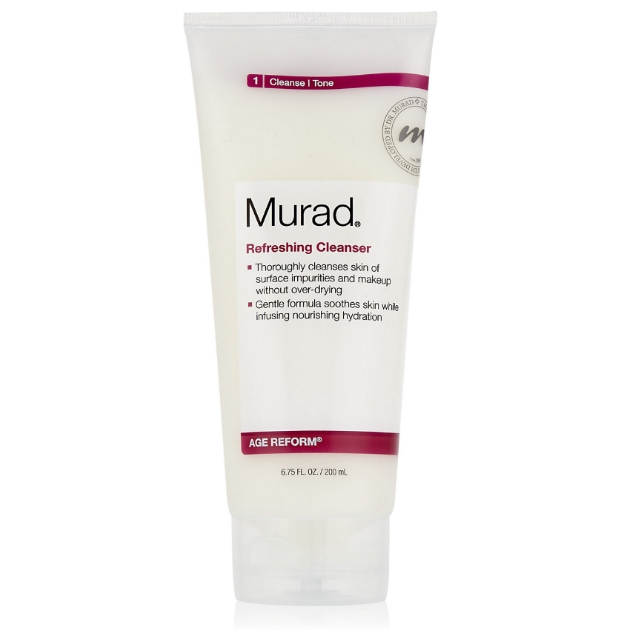 7 | Murad Refreshing Cleanser