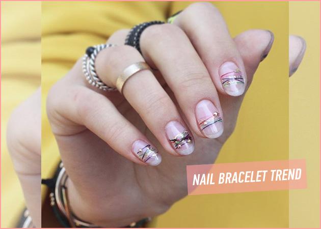 Bracelet Nails: η νέα huge τάση στα νύχια! Τι μας είπε η top nail artist, Άννα Αλμπάνη! | tlife.gr