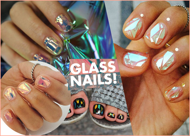 Glass nails: Η επόμενη τεράστια τάση στα νύχια! Όλα τα info από την Άννα Αλμπάνη! | tlife.gr