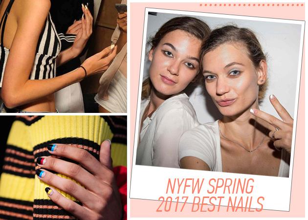 Τα καλύτερα νύχια που είδαμε στο fashion week της Νέας Υόρκης! | tlife.gr