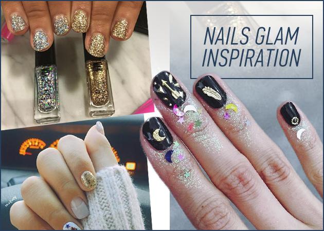 10 χριστουγεννιάτικα σχέδια στα νύχια για όσες δεν αγαπούν… τα σχέδια στα νύχια! | tlife.gr