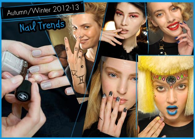 Φθινόπωρο/ Χειμώνας 2012-'13! Οι τάσεις στα νύχια και μια ματιά στο νέο it βερνίκι της Chanel! | tlife.gr