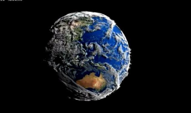 Εκπληκτικό βίντεο της NASA – H γη… ζωντανός οργανισμός