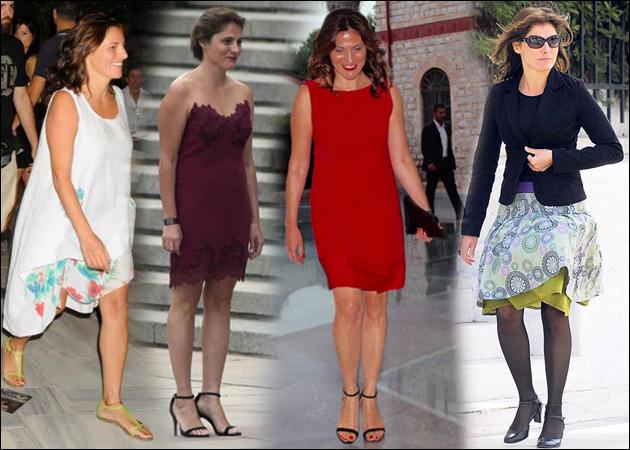 Περιστέρα Μπαζιάνα: Πώς άλλαξαν οι στιλιστικές επιλογές της Πρώτης Κυρίας! Φωτογραφίες   tlife.gr