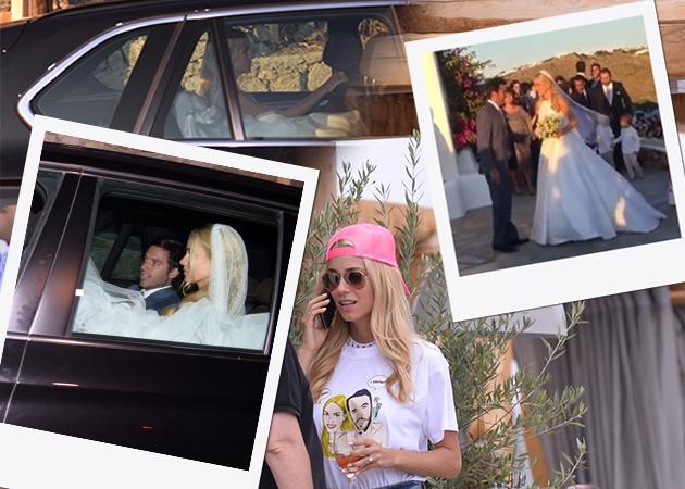 Δούκισσα Νομικού – Δημήτρης Θεοδωρίδης: Όλα όσα έγιναν στον ονειρεμένο γάμο τους στη Μύκονο και  το after wedding party! Νέες φωτογραφίες | tlife.gr