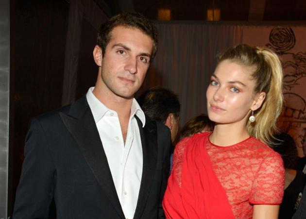 Σταύρος Νιάρχος: Σύννεφα στη σχέση του με την Jessica Hart! | tlife.gr